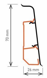 ARBITON INDO (70*26мм)