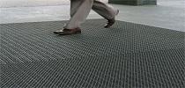 Грязезащитные коврики, щетинистое покрытие