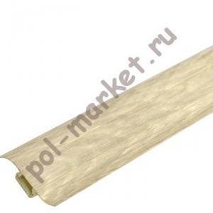 Купить BONKEEL FLORA (25*58мм) Плинтус Bonkeel Florа (25*58*2500мм) Омела 501  в Екатеринбурге