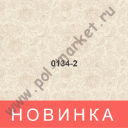 Пластиковые панели Экопласт, Ажур бежевый лакированная (2700*250*10) 0134/2