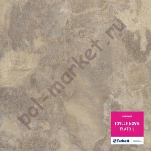 Линолеум Tarkett (Таркетт), Idylle Nova (Идиллия Нова), PLATO 1, ширина 3 метра, полукоммерческий, ТЗИ (ОПТ)