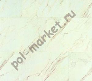 Купить ART COMFORT STONE (замковые) Пробковый паркет Wicanders (Викандерс), Art сomfort stone, D810001, Marmor Carrara  в Екатеринбурге