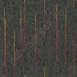 Ковровая плитка Sintelon (Сербия), SKY NEON (50*50, КМ2, 100%РА) черная 33883