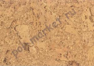 Купить КЛЕЕВЫЕ Клеевое пробковое покрытие Corksribas (КорксРибас), ICEBERG NAT 205  в Екатеринбурге