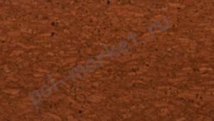 Пробковый паркет MJO (МЖО), XL, COTTON CHOCOLATE