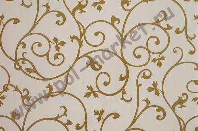 Пластиковые панели Venta (вента), ВИНТАЖ белое золото (2600*375*8) 109Н