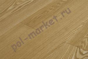 Купить ЯСЕНЬ 148*14*1860мм Паркетная доска Amber Wood, Ясень Селект (бесцветный лак)  в Екатеринбурге