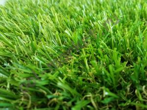 Искусственная трава в нарезку: Ideal (Бельгия), Evergreen Grass, ширина 4 метра