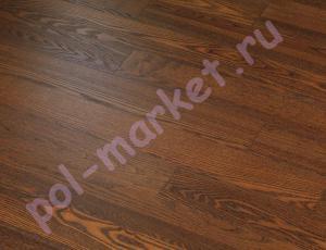 Паркетная доска Par-Кy (Пар-Кай), Lounge (Лоанж), LB202, Ясень Golden brushed, 1-полосный