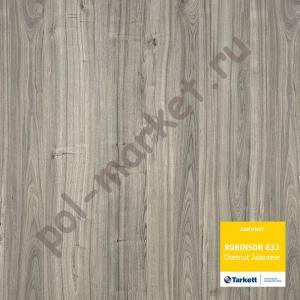 Ламинат Tarkett (Таркетт), Robinson Premium (Робинзон Премиум, 33кл, 8мм) Каштан Японский