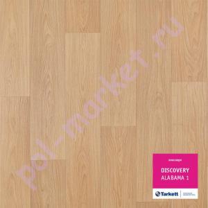 Купить DISCOVERY - бытовой усиленный Линолеум Tarkett (Таркетт), Discovery (Дискавери), ALABAMA 1, ширина 4 метра, бытовой усиленный (ОПТ)  в Екатеринбурге