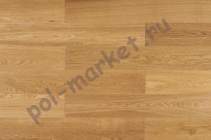 Паркетная доска Amber Wood, Дуб Селект (бесцветный лак)