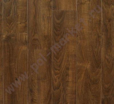 Ламинат Ideal (Идеал), Cranberry (8мм, 33кл, 4V-фаска) Дуб Брауни 8070