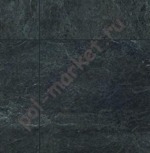 Купить EXQUIZA 32/8/4V Ламинат Quick step (Квик степ), Exquisa (Экскиза, 32кл, 8мм, 4V-фаска) EXQ1550, Черный сланец  в Екатеринбурге