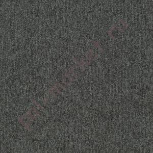 Ковровая плитка Sintelon (Сербия), SKY (50*50, КМ2, 100%РА) черная 33882