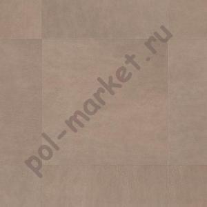 Купить ARTE 32/9.5/4V Ламинат Quick step (Квик Степ), Arte (Арте, 32кл, 9.5мм, 4V-фаска) UF1402, Плитка Кожаная Темная  в Екатеринбурге