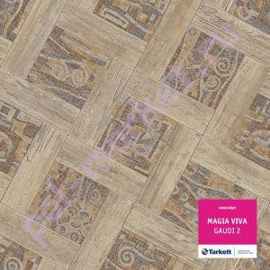 Линолеум Tarkett (Таркетт), Магия, GAUDI 2, ширина 3.5 метра, бытовой усиленный (РОЗНИЦА)