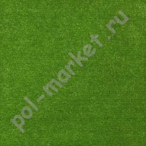 Ковролин Sintelon (Синтелон), Феста, 55735, Зеленый, ширина 4 метра, средний ворс (розница)