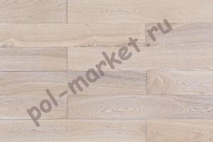 Массивная доска Amber Wood ясень ваниль 150мм