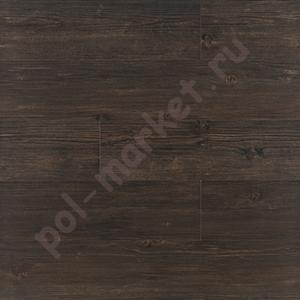 ПВХ плитка клеевая DeArt Floor (ДеАрт Флор, 3мм, 0.5мм, 43кл) DA 5925, Дуб Шоколадный