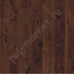 ПВХ плитка на замках Quick Step, Balance Click, BACL40058, Жемчужный коричневый дуб