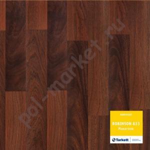 Ламинат Tarkett (Таркетт), Robinson Premium (Робинзон Премиум, 33кл, 8мм) Mахагони