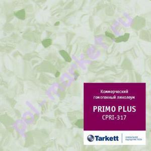 Купить PRIMO PLUS (КМ2) - коммерческий гомогенный Линолеум Tarkett (Таркетт), Primo Рlus (Примо Плюс), 317, зеленый, ширина 2 метра, коммерческий-гомогенный (ОПТ)  в Екатеринбурге