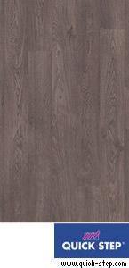 Ламинат Quick step (Квик Степ), Perspective (Перспектив, 32кл, 9.5мм, 4V-фаска) UF1388 Доска дуба серого старинного