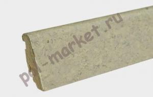 Купить Шпонированный Braim (Австрия) Плинтус Braim шпонированный  (539480, Пробка кремовая, 58*19*2400 мм, FN)  в Екатеринбурге