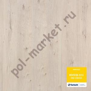 Купить RIVIERA 33/8 Ламинат Tarkett (Таркетт), Riviera (Ривиера, 33кл, 8мм) Дуб Грасс  в Екатеринбурге