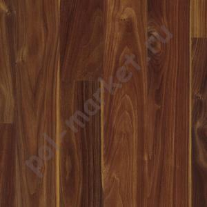 Ламинат Quick step (Квик степ), Rustic (Рустик, 32кл, 8мм, 4V-фаска) RIC1415, Орех пасифик