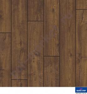 Ламинат Quick Step (Квик Степ), Impressive (Импрессив, 32кл, 8мм, 4V-фаска) Дуб деревенский, IM1851