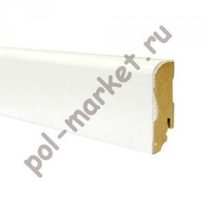Плинтус Braim окрашиваемый Classic, белый (19х70х2400мм)
