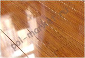 Ламинат Eurostyle, Diamond (33кл, 12мм, 4V-фаска) 109 Орех Сиена