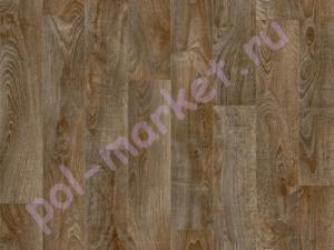 Купить Stream pro (полукоммерческий, КМ2) Линолеум в нарезку Ideal Stream pro White oak 646D (4 метра)  в Екатеринбурге