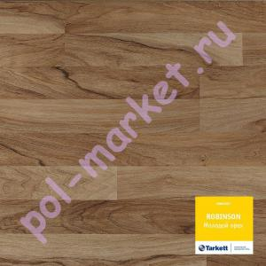 Ламинат Tarkett (Таркетт), Robinson Premium (Робинзон Премиум, 33кл, 8мм) Mолодой орех