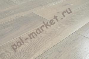 Паркетная доска Amber wood дуб белый 189мм