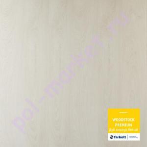 Ламинат Tarkett (Таркетт), Woodstock Premium (Вудсток премиум, 33кл, 8мм) Дуб шервуд белый