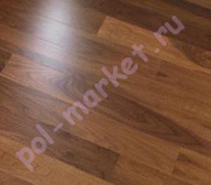 Паркетная доска Par-Кy (Пар-Кай), Lounge (Лоанж), LS203, Орех Smoked, 1-полосный