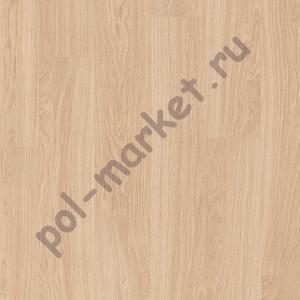 Ламинат Quick step (Квик степ), Eligna Wide (Элигна Вайд, 32кл, 8мм) UW1538, Дуб белый промасленный