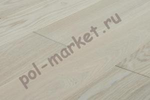 Паркетная доска Amber wood дуб cлоновая кость 148мм