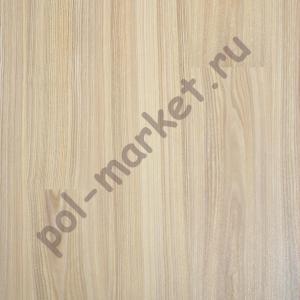 Ламинат Quick step (Квик Степ), Eligna (Элигна, 32кл, 8мм) U1184, Доска ясеневая белая