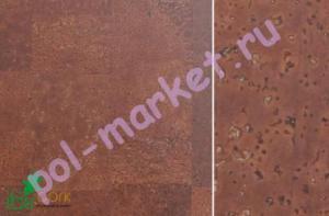 Купить IBERCORK (Португалия) Пробковый паркет Ibercork (Иберкорк), Саламанка Маррон  в Екатеринбурге