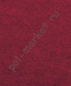 Ковролин в нарезку Синтелон Меридиан 1175 красный (3 метра)