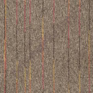 Ковровая плитка Sintelon (Сербия), SKY NEON (50*50, КМ2, 100%РА) коричневая 18683