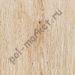 ПВХ плитка клеевая Alpine Floor (3мм, 0.5мм, 43кл) ЕСО3-4 Дуб Ваниль