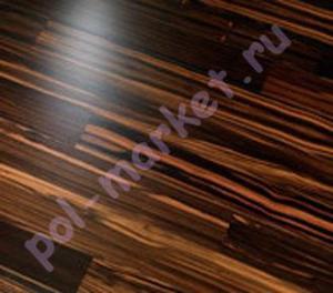 Паркетная доска Par-Кy (Пар-Кай), Lounge (Лоанж), LS305, Shadow Макассар, 1-полосный