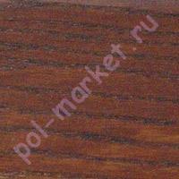 Плинтус деревянный шпонированный Tarkett (Таркетт), Salsa (Сальса), ЯСЕНЬ КОНЬЯК, 23*60*2400мм (сапожок)