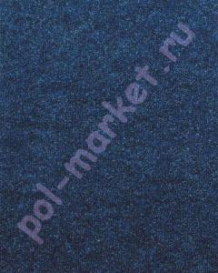 Ковролин в нарезку Синтелон Меридиан 1144 синий (4 метра)