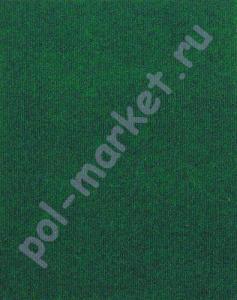Ковролин в нарезку Синтелон Меридиан 1166 зеленый (4 метра)